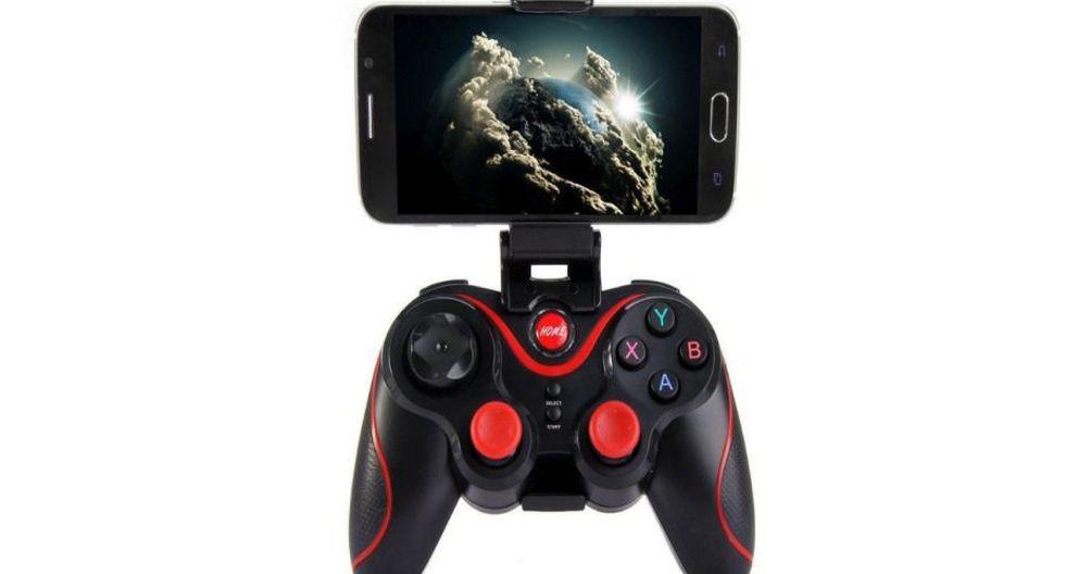 Joystick para móviles ideal para pasar horas de juego en el smartphone. (Foto: Mercadolibre.com)