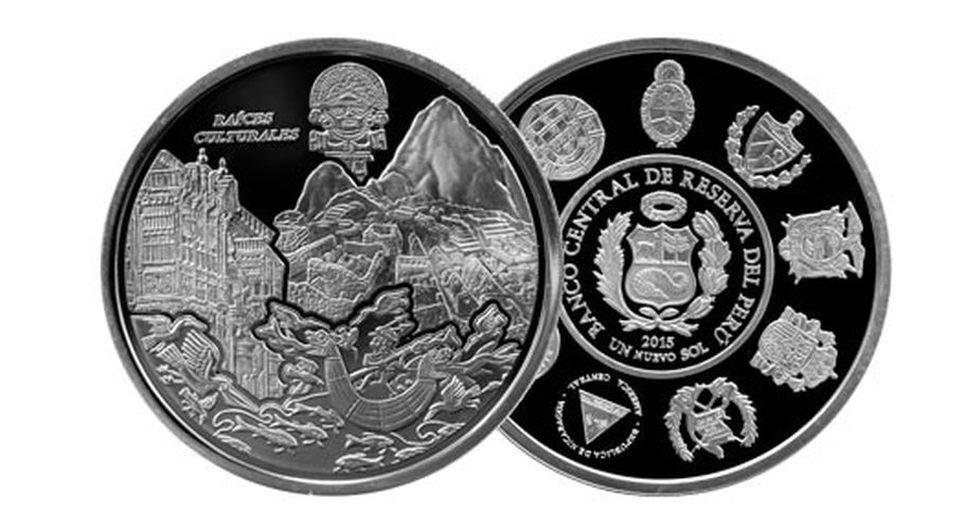 Otras monedas de colección del BCR.