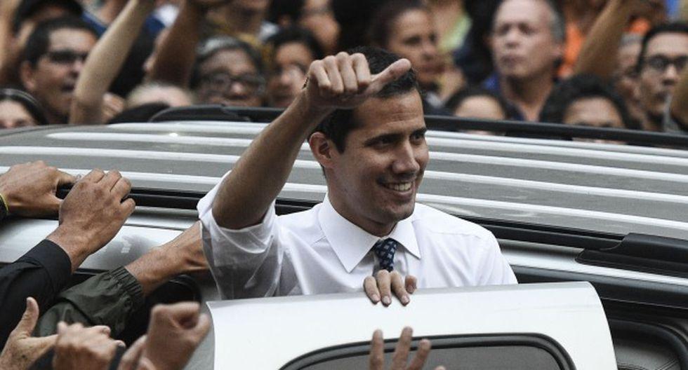 """EE.UU impulsa resolución para permitir que tome posesión como embajador Tarre, que el 22 de enero fue designado como """"representante especial"""" ante la OEA de Guaidó. (Foto: AFP)"""