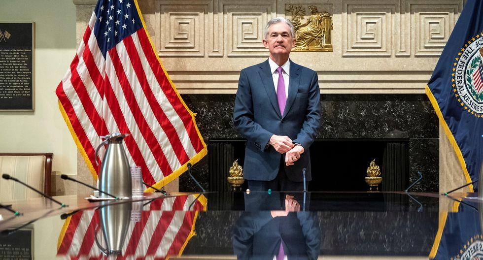 1. FED pone fin a su política expansiva. Tras 4 alzas de las tasas de interés en EE.UU., la Reserva Federal anunció en diciembre que para el próximo año habrían solo alzas graduales. (Foto: EFE)