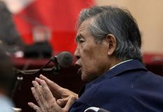 Corte Suprema dejó sin efecto derecho de gracia otorgado a Fujimori