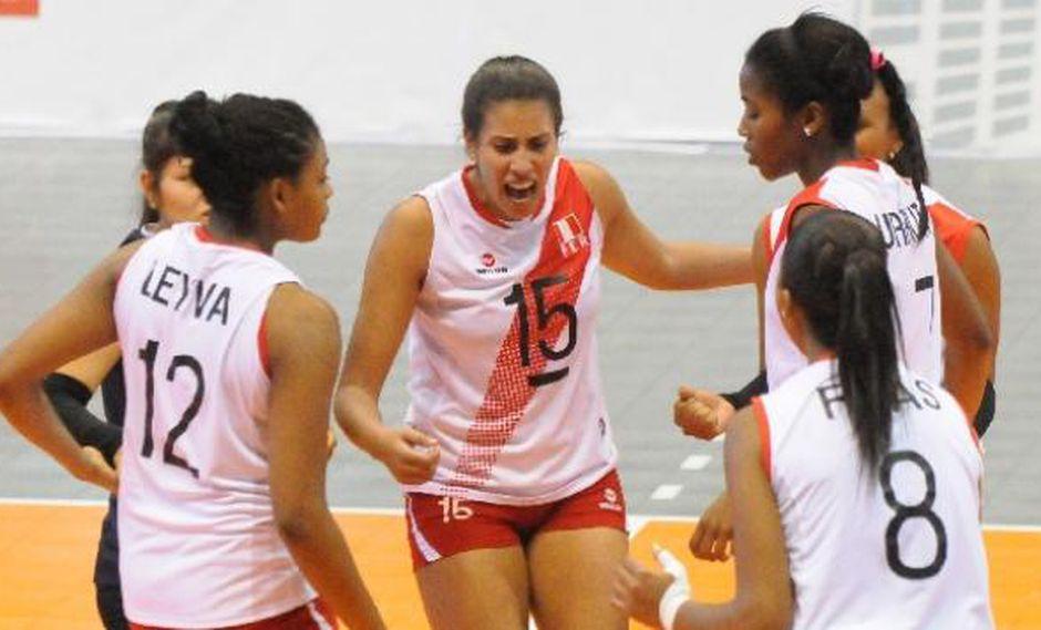 Karla Ortiz respondió a las críticas tras los resultados de la selección peruana de vóley en Lima 2019.