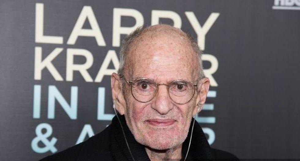 Larry Kramer, dramaturgo y destacado activista del VIH, falleció de neumonía  (Foto: AFP)