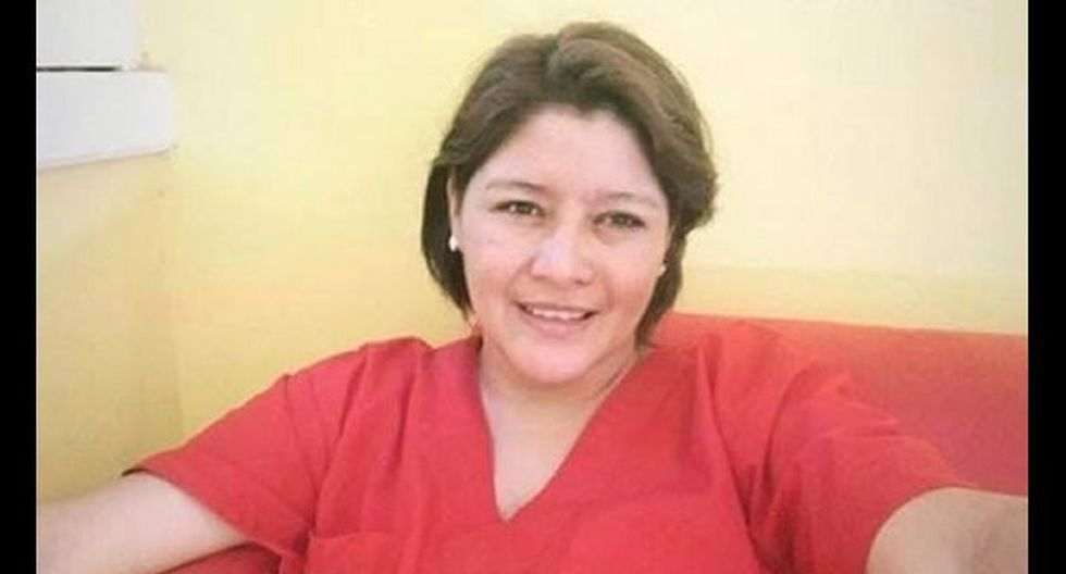 Gisella Solís Calle fue reportada como desaparecida el pasado 16 de enero en La Plata, Argentina.  (Foto: Facebook/Ni Una Menos)