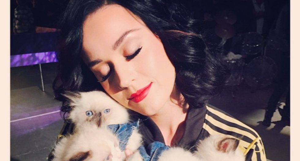 "Katy Perry anuncia nuevo single ""Never Really Over"" (Foto: Instagram)"