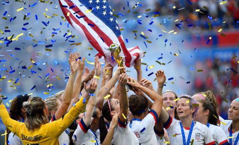 El Mundial de fútbol femenino recibió 30 millones de dólares para ser repartido entre las 24 selecciones. (Foto: AFP)