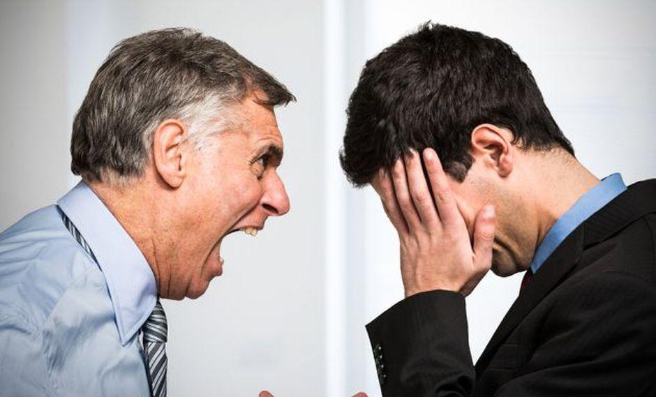 Cosas que puedes hacer si tienes un jefe tóxico y que no afecte tu trabajo