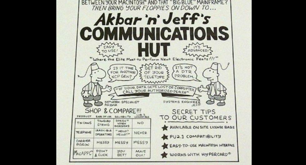 Antes de The Simpsons, Matt Groening fue empleado de Apple en 1988. Blog Vintage Zen reveló dos pósteres inéditos para la firma tecnológica.