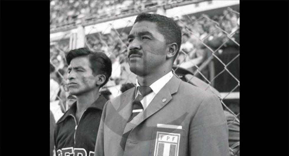 7. Marcos Calderón o la última vez de Perú. (Foto: El Comercio/Archivo)