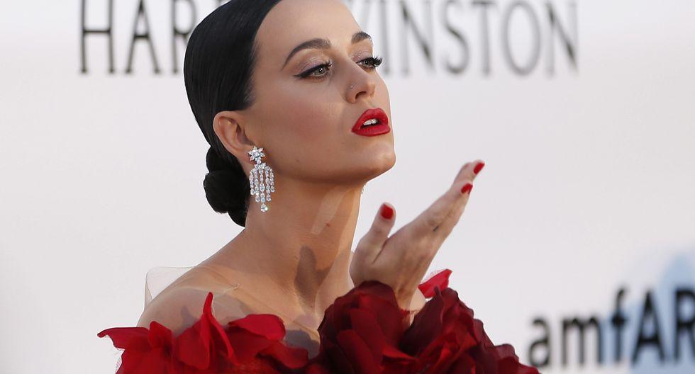 Katy Perry ha recaudado 83 millones de dólares. (Foto: EFE)
