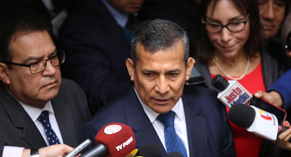 El expresidente Ollanta Humala es investigado en el marco del caso Lava Jato. (Foto: Congreso)
