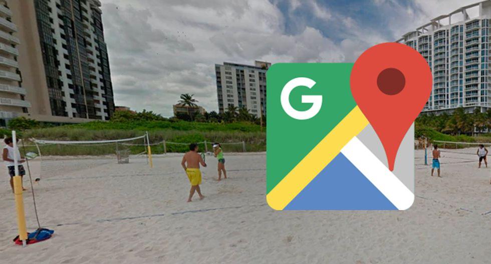Buscó playa de Miami, en Estados Unidos, y encontró algo realmente insólito.