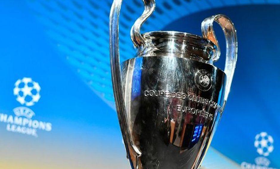 Así se jugarán los octavos de final de la Champions League. (Foto: EFE)