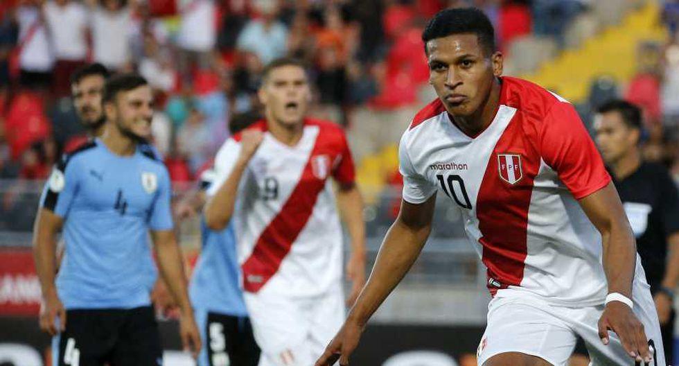 Perú vs. Paraguay se miden por la tercera jornada del Sudamericano Sub 20 este martes. (Foto: Photosport)