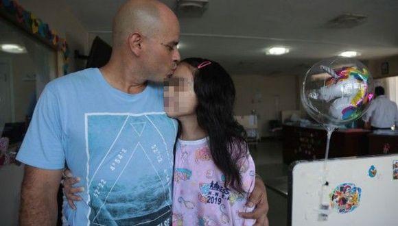 La menor fue internada el 24 de diciembre luego de presentar molestias días después de asistir a una piscina.