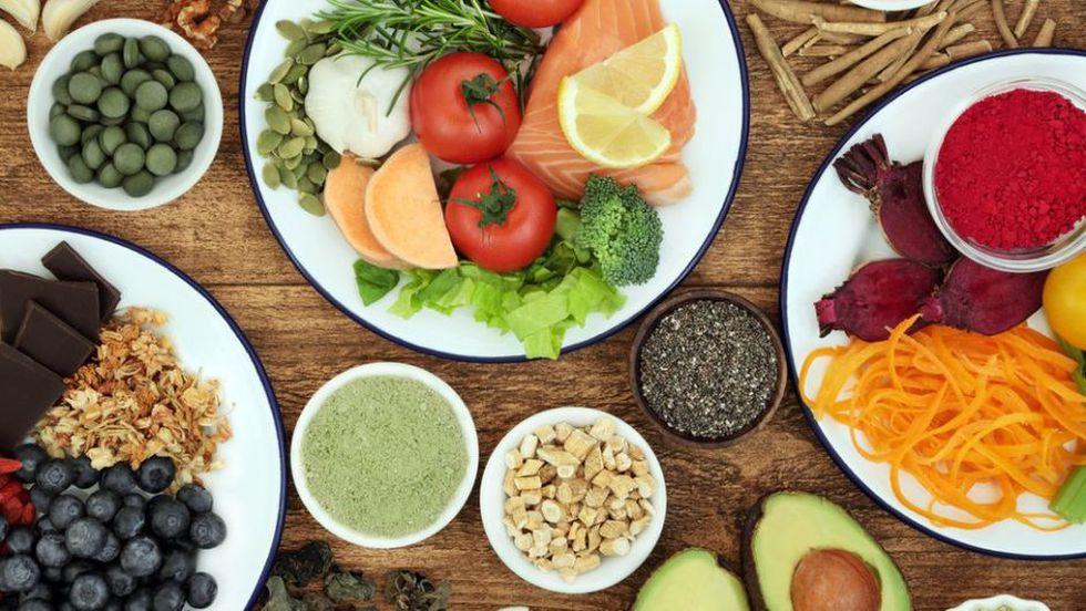dieta para mejorar la presión arterial alta