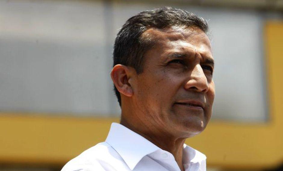 Ollanta Humala insta a Alan García a colaborar con investigación de 'megacomisión'