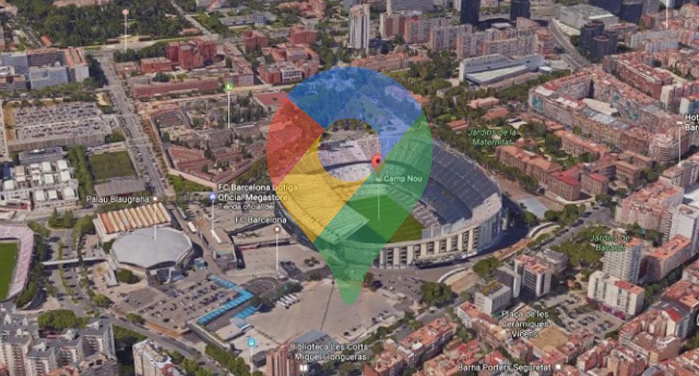 ¿Quieres encontrar tu casa en Google Maps? Sigue estos pasos bastante fáciles. (Foto: Google)