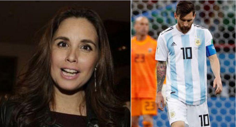 El tuit de Jessica Tapia generó polémica entre los usuarios (Fotos: USI /AFP)