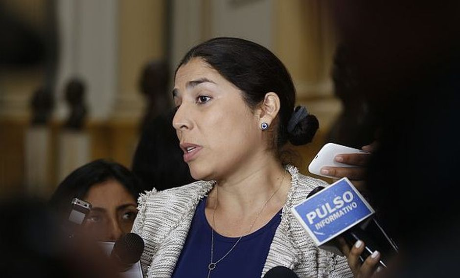Letona será investigada por presuntamente haber buscado favorecer a la empresa Pesquera Mar SAC cuando era abogada.(Foto:  Hugo Pérez / Archivo)