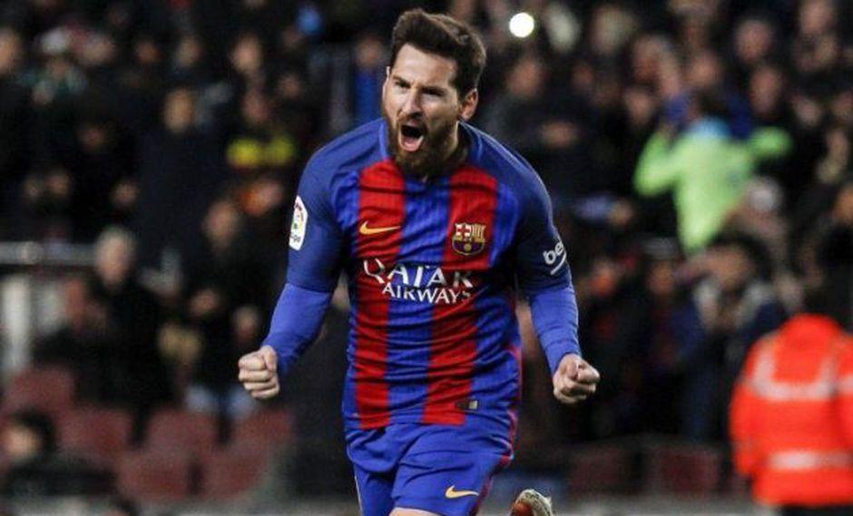 'Si Lionel Messi quiere un sexto Balón de Oro, está en el camino correcto', escribió France Football