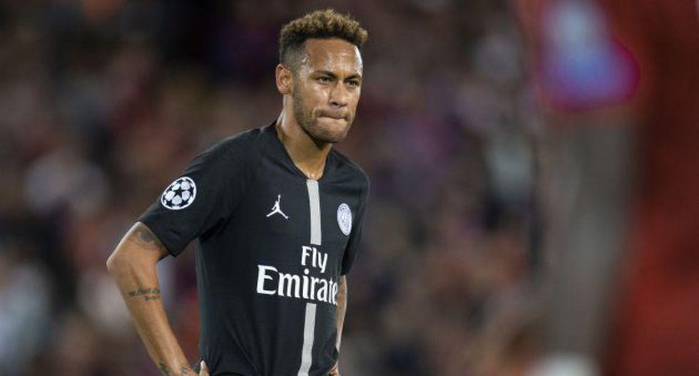 Neymar pierde valor en el mercado de transferencias. (Foto: EFE)