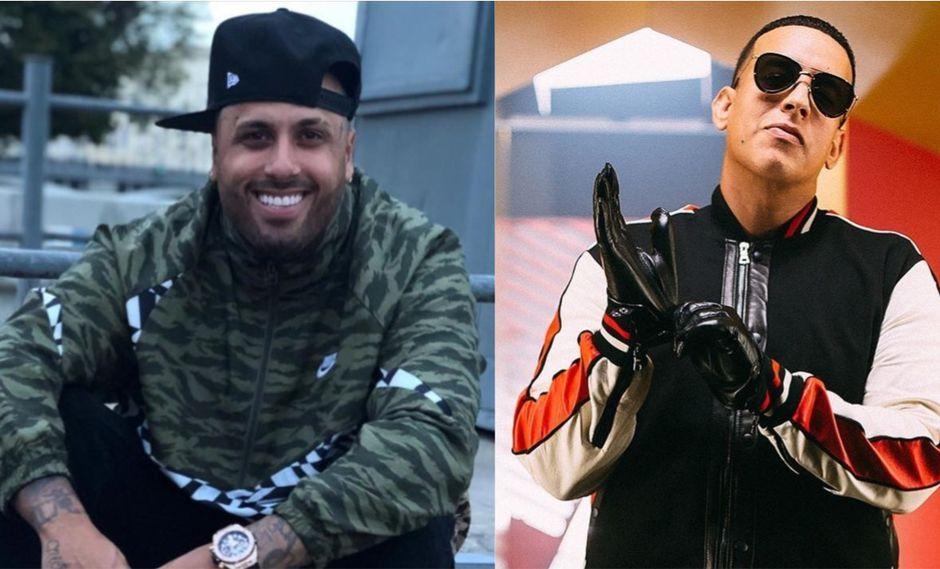 Nicky Jam recuerda sus inicios en el reguetón con un video al lado de Daddy Yankee   FOTOS