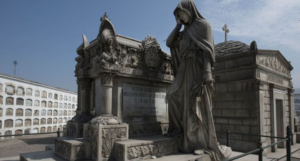 El museo cementerio Presbítero Matías Maestro abrirá sus puertas este fin de semana. (Foto: Difusión)