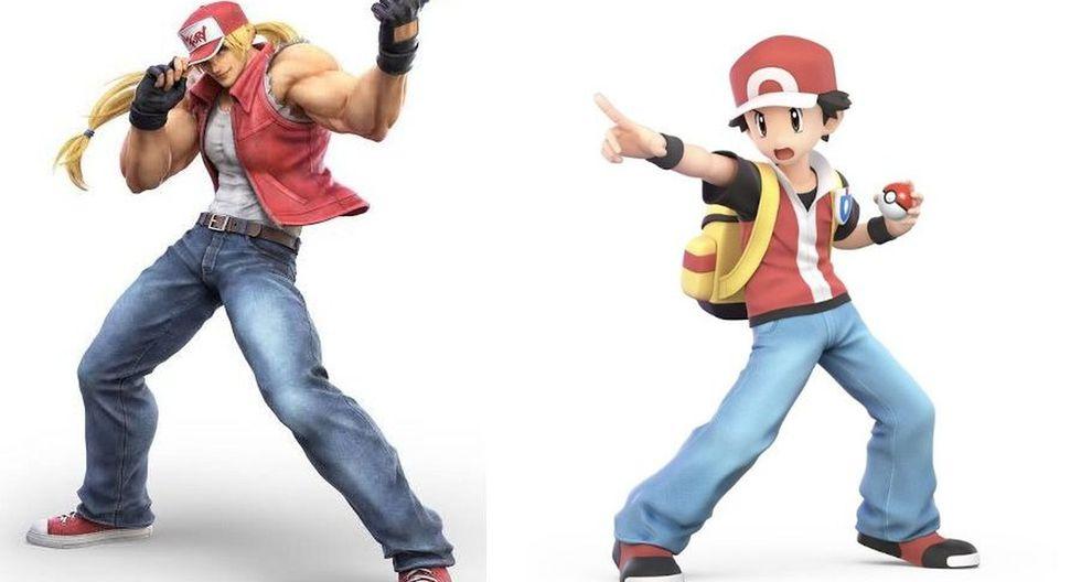 Terry Bogard y Entrenador Pokémon (Imagen de NintendoSoup)