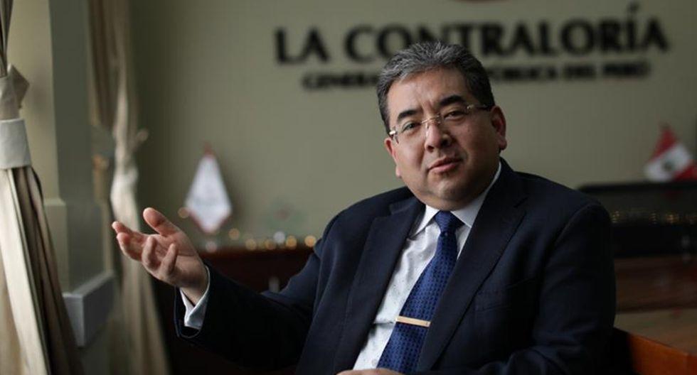 Nelson Shack explicó las acciones que su organismo tomará en el marco del estado de emergencia por el coronavirus (COVID-19) en el Perú. (Foto: GEC)