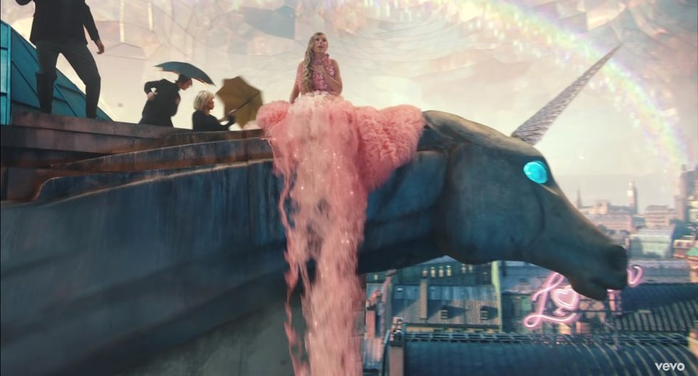 """Taylor Swift estrena nueva canción """"ME!"""" y lanza videoclip. (Foto: Captura de pantalla)"""