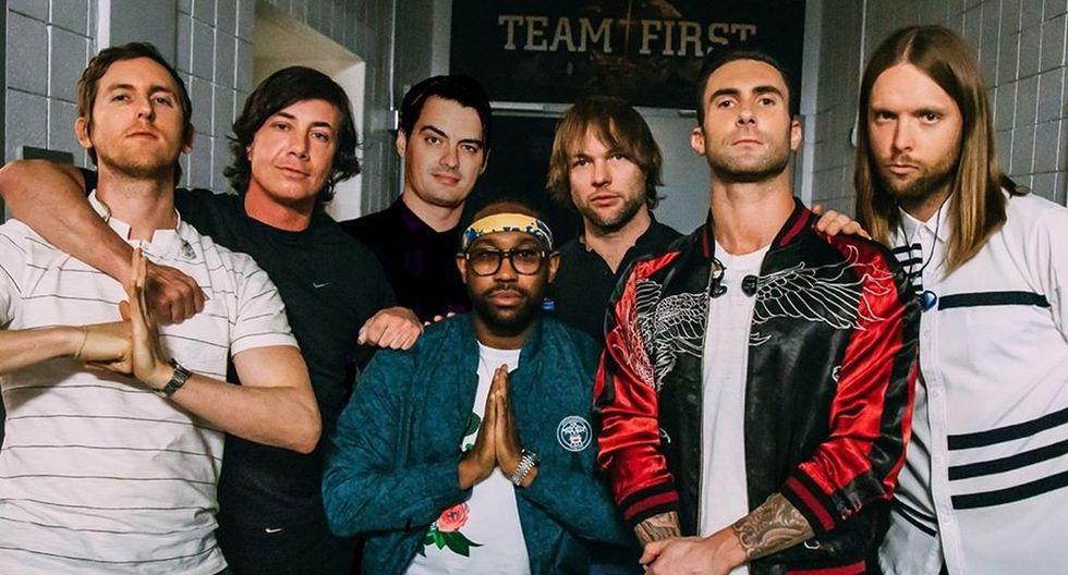 Maroon 5 volverá a tocar en Latinoamérica, aunque no confirma a Perú. (Foto: @maroon5)