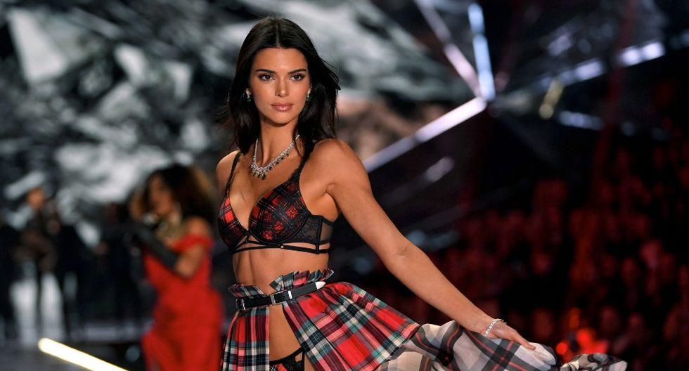Kendall Jenner subió el video a Instagram Stories. (Fotos: AFP)