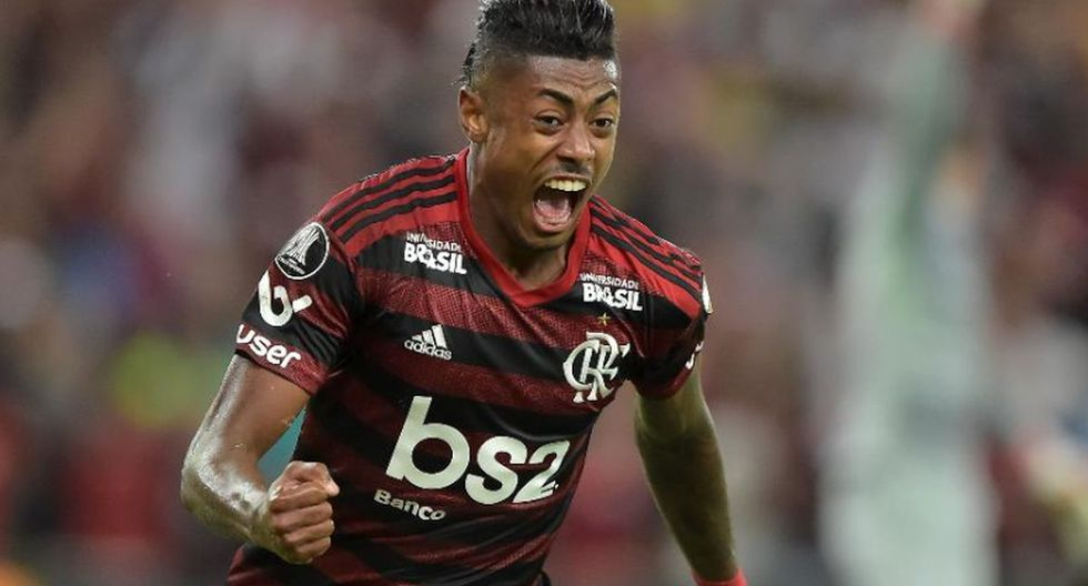 Bruno Henrique   Flamengo. (Foto: Agencias)