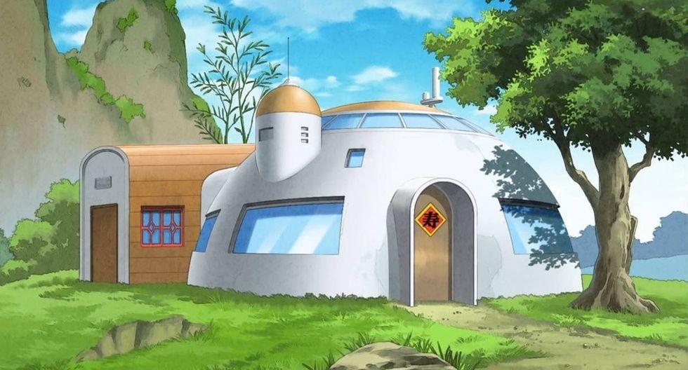 ¿Realmente encontraron la casa de Gokú en Google Maps? Conoce en qué lugar se halla. (Foto: Toei)