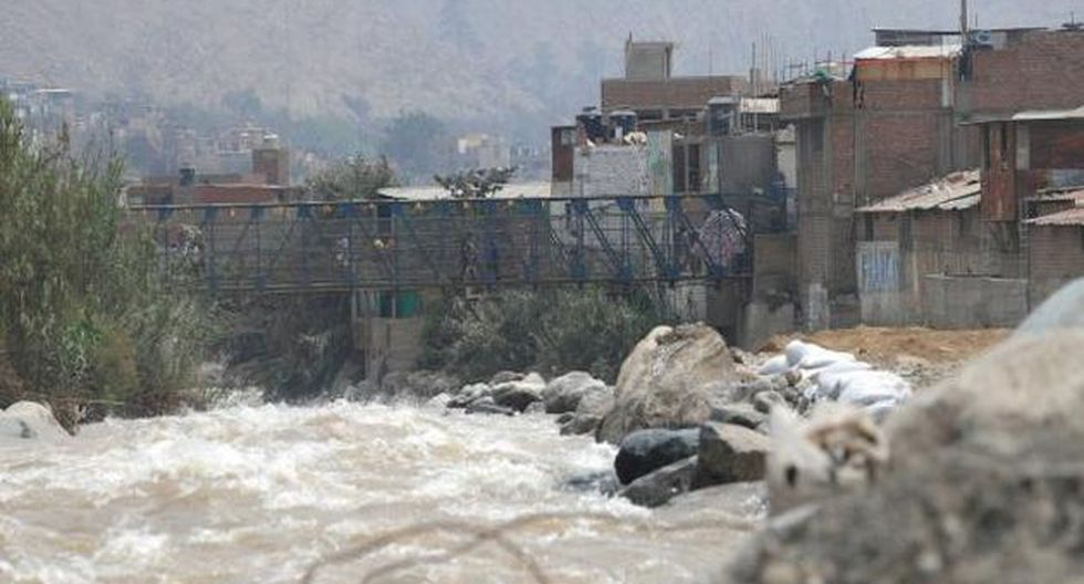 Declaran en emergencia 130 distritos del país por alto riesgo de lluvias (Foto: GEC)
