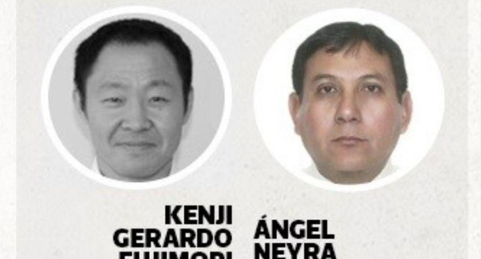 Kenji Fujimori sería reemplazado por Ángel Neyra Olaychea. (USI)