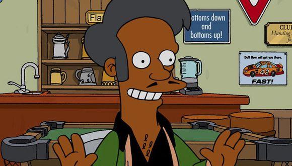 Apu Nahasapeemapetilon en Los Simpson (Foto: Fox)