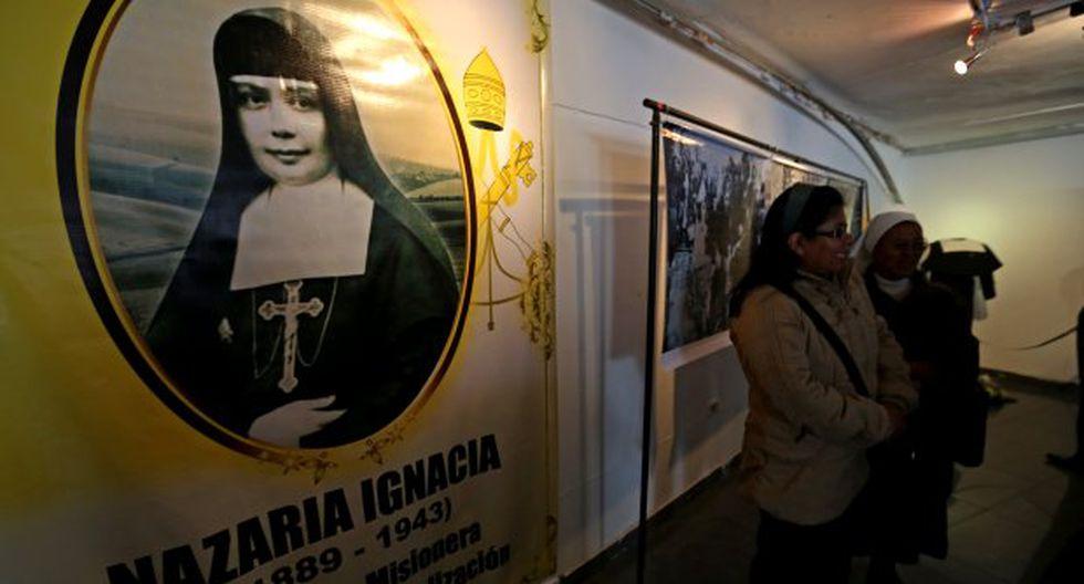 En Bolivia se vivirá una ceremonia especial para celebrar a la nueva santa con una peregrinación de más de 5.000 personas. (Foto: EFE)