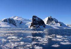 La Antártida registró temperatura récord de más de 20 ºC