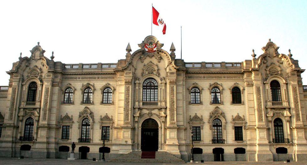 El aforo máximo permitido dentro del Despacho Presidencial estará limitado en proporción menor o igual al 50%. (Foto: Andina)