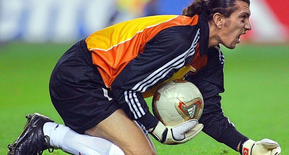 Rustu Recber es el futbolista que más veces defendió la selección turca (120 ocasiones). (Foto: AFP)