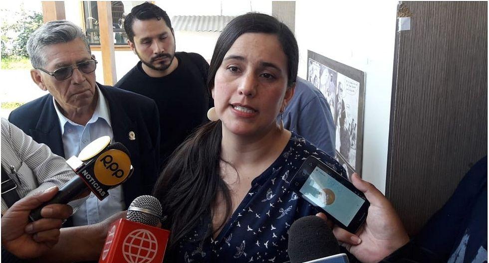 Verónika Mendoza se refirió a las nuevas medidas anunciadas por el presidente Martín Vizcarra en el marco del estado de emergencia por el COVID-19. (Foto: GEC)
