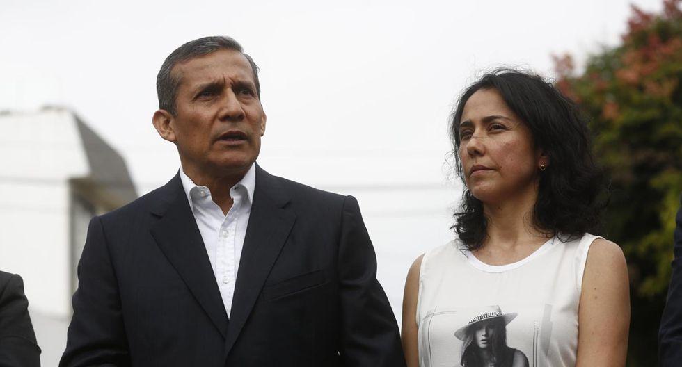 Ollanta Humala y Nadine Heredia son investigados por el presunto delito de lavado de activos. (Foto: GEC)