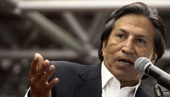 Alejandro Toledo, expresidente del Perú. (Foto: AFP)