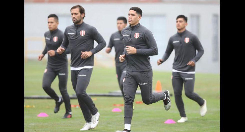 La selección peruana Sub 23 se prepara para su debut en los Juegos Panamericanos Lima 2019. (Foto: @SeleccionPeru)