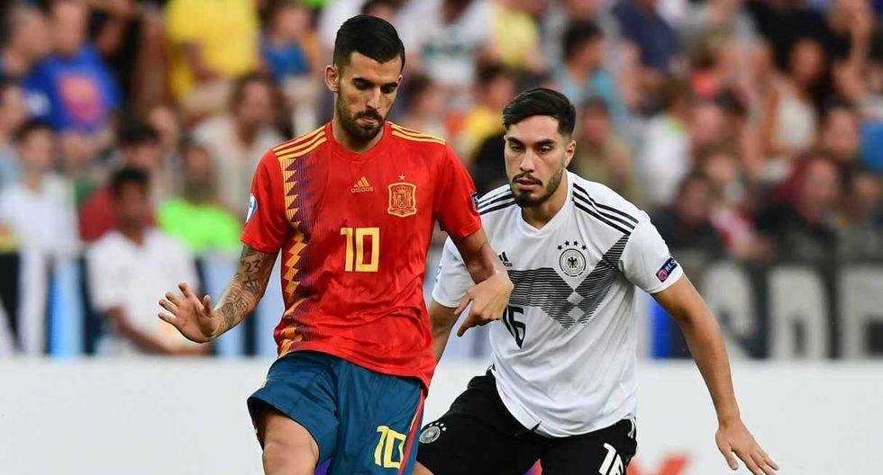 Dani Ceballos partiría rumbo a la Premier League la próxima temporada. (Foto: AFP)