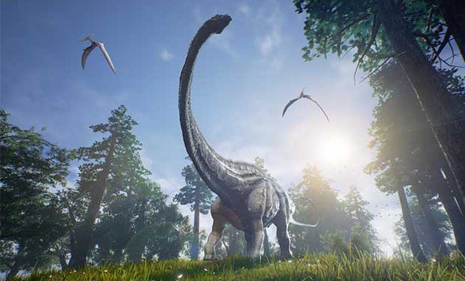 Dinosaurio (Shutterstock)