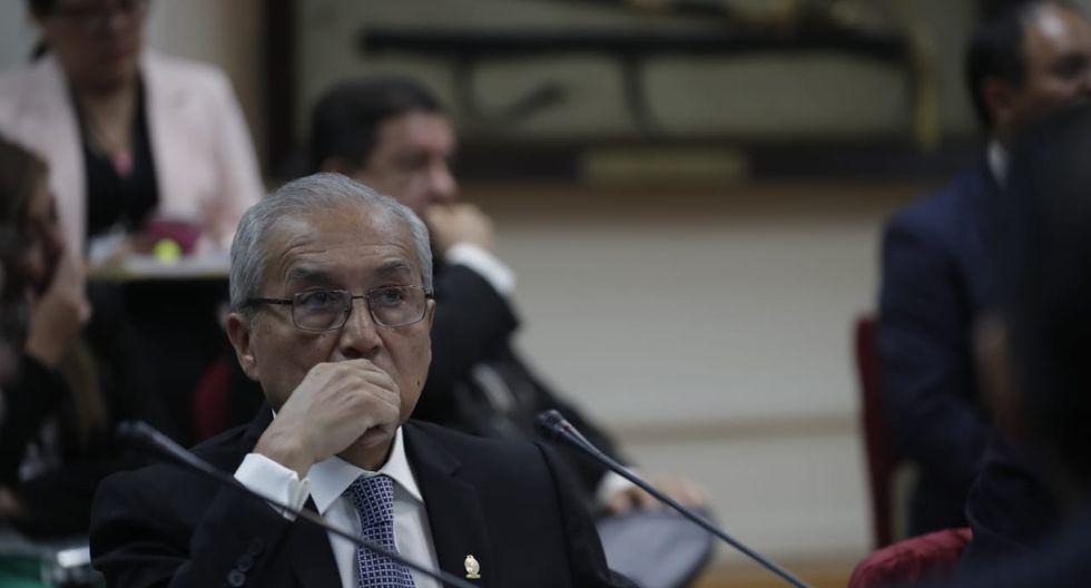 Pedro Chávarry es investigado por la presunta comisión del delito de encubrimiento en agravio del Estado. (Foto: GEC)