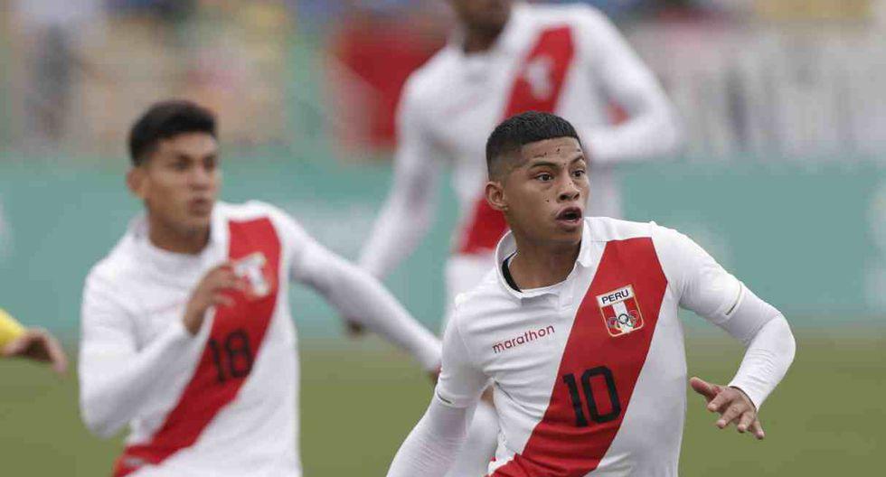 Perú vs. Colombia se enfrentan en un partido amistoso. (Foto: GEC)